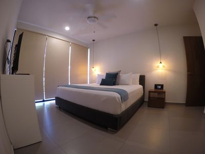 Photo for Apartment in dowtown Playa del Carmen