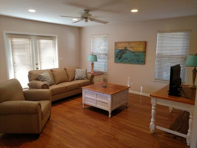 Photo for Quiet living for you,  friendly dog , and your guests, central Naples location