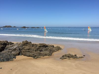 Photo for Holiday house Dinard for 1 - 6 persons with 2 bedrooms - Holiday home