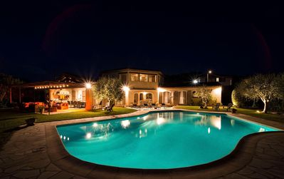 Photo for Villa Pablo in Mougins ***** private pool & garden 10 mins from Cannes beaches