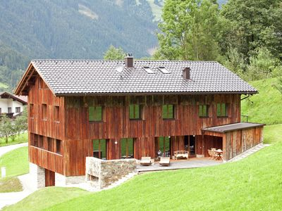 Photo for New, luxurious holiday home with parking garage near famous Mayrhofen