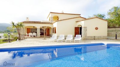 Photo for Fantastic house close to the beach with Wi-Fi., 1H from BCN.