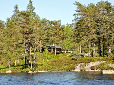 Photo for Vacation home Knabero (SOO118) in Grimstad - 8 persons, 4 bedrooms