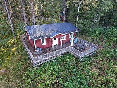 Photo for House Bograngen for 1 - 5 people with 2 bedrooms - Holiday house
