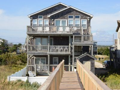 Photo for OCEANFRONT -  Private Pool- Hot Tub - Elevator- 146