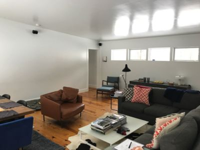 Photo for Catskills Callicoon Modern 3bed/2bath with hot tub and outdoor shower