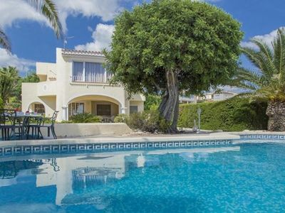 Photo for 2 bedroom Villa, sleeps 4 in La Fustera with Pool, Air Con and WiFi