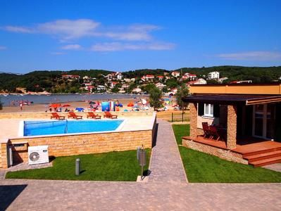 Photo for Holiday house Rab for 4 - 6 persons with 2 bedrooms - Holiday house