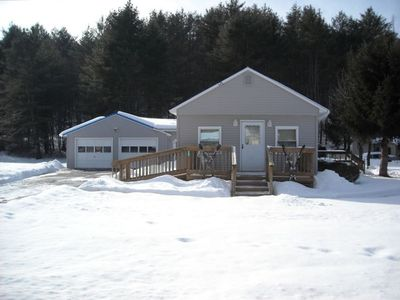 Photo for 2BR House Vacation Rental in Ludlow, Vermont