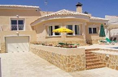 Photo for Lovely 3 Bed Villa With Private Pool and Free Wifi