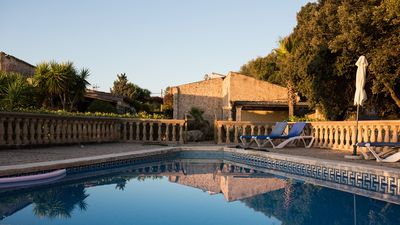 """Photo for Detached Finca """"Sa Teulera"""" Right in the heart of the island"""