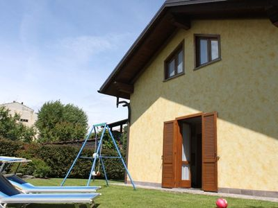 Photo for CASA VANESSA: Semi detached house with private garden and two bedrooms.