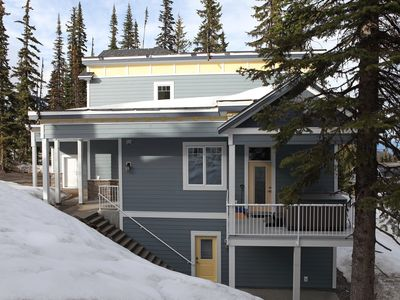 Photo for Newest Ski in Ski Out Luxury Home at Silverstar! Suite in Vantage at Silverwoods