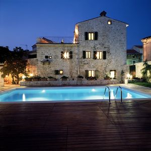 Photo for Luxurious villa located in the Renaissance town Svetvincenat