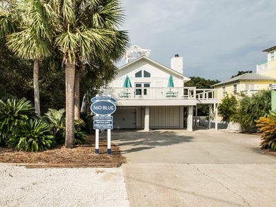 "Photo for ""Roll With It"" ~ Heated Pool! Located on 30A! Steps from Beach Access!"