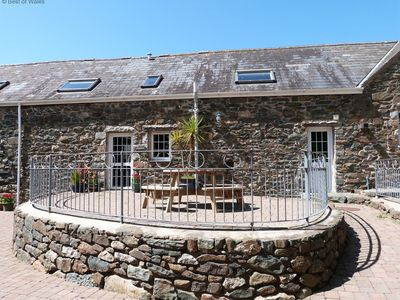Photo for Fantastic five star cottage on the Llŷn Peninsula. Packed with charm and original features and yet