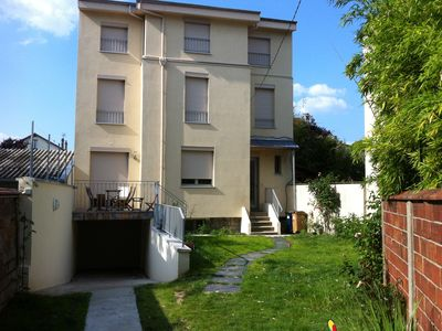 Photo for 2BR House Vacation Rental in Colombes, Île-de-France