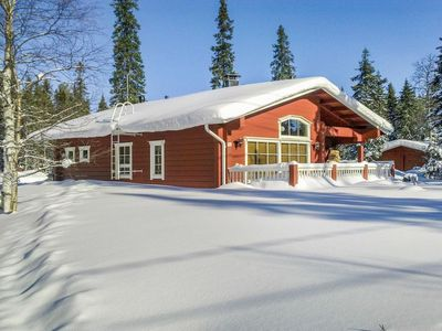 Photo for Vacation home Heikkalan helmi in Kuusamo - 8 persons, 3 bedrooms