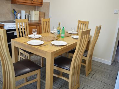 Photo for Anchorage, 4 bedroom House in Cromarty, with private secure garden.