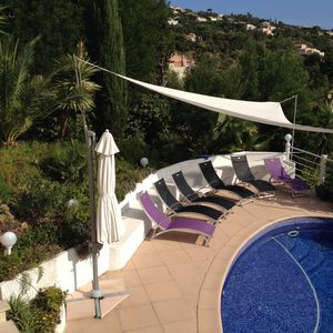 Photo for Recent villa in a very quiet estate, 5min from the beaches and the golf