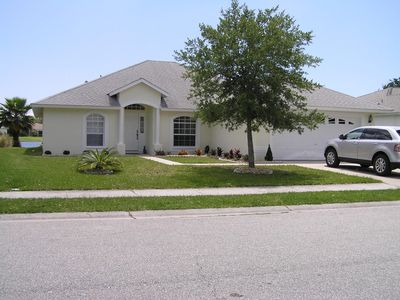 Photo for Luxury 3 Bed Sth Facing Villa- regal oaks only full lakeview villa advertised