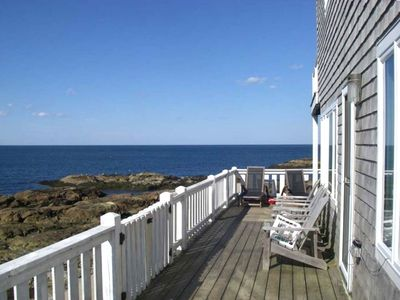 Photo for The Best Ocean Views from This Superior Direct Oceanfront Property!