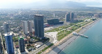 Photo for ♥ New Stylish Apt with best Sunset & Sea Views at the New Boulevard in Batumi ♥
