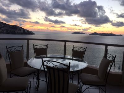 Photo for Magnificent Acapulco Beachfront Penthouse
