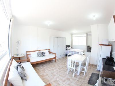 Photo for Apartment for up to 4 people 2 blocks from the sea with Garage, Bal. Camboriu