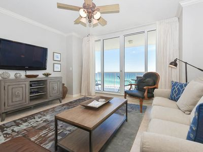Photo for Modern, coastal beachfront condo w/gorgeous views! 🌅
