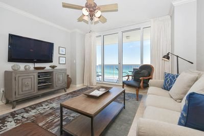 1 Silver Beach Towers East 505- Living Area