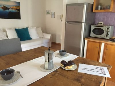 Photo for Zagara apartement , 30 m. to the beach, with air conditioning 4 people