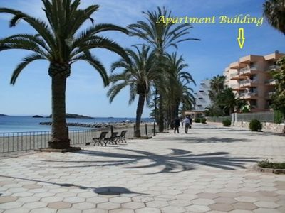 Photo for IBIZA TOWN URBAN AND COZY PLACE FOR 4 PEOPLE