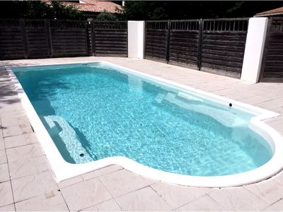 Photo for Beautiful studio with pool access