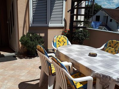 Photo for Two bedroom apartment with terrace Tar, Poreč (A-6948-a)
