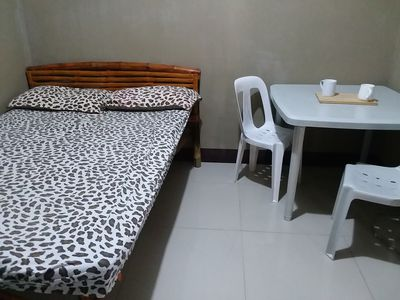 Photo for Awesome room 10 min walk to beach one bus ride 1 hr. Manila to Sapang, Termate