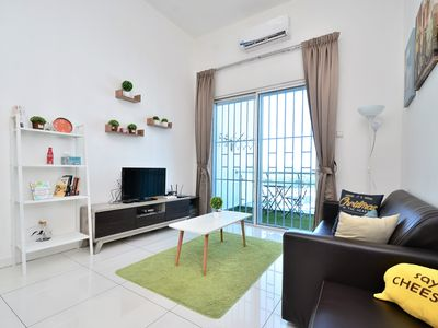 Photo for Harmony Cozy 6-8 Pax  walking distance to IOI  Mall LRT