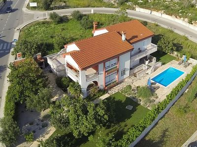 Photo for Private Villa - private pool, large garden, seaside town