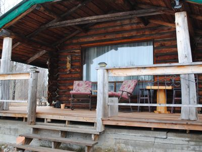 Photo for Bet-Cha-Wana-Stay Deer cabin- Vacation Rental