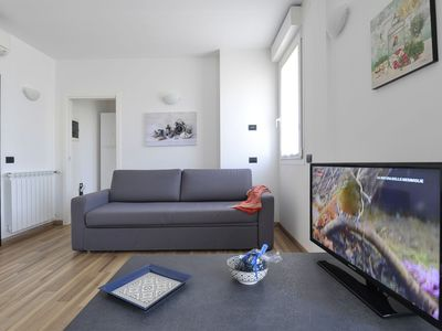 Photo for Comfortable duplex apt with balcony