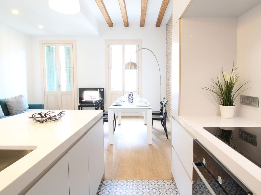3 Bedrooms Plaza Catalunya Luxury Apartment Free Wifi Dreta De L Eixample