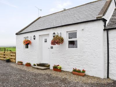 Photo for 1BR Cottage Vacation Rental in Annan, Dumfries and Galloway