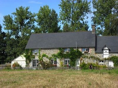 Photo for Beautiful Detached Stone Cottage With Private Pool.