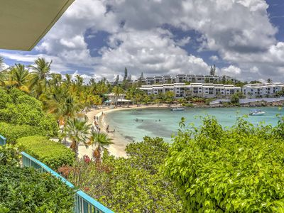 Photo for NEW! St. Thomas Condo w/ Pool Access + Amenities!