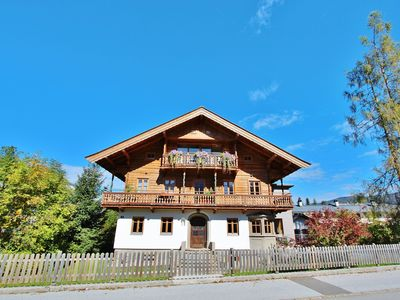 Photo for Luxury apartment in the middle of the Kitzbüheler Alps.