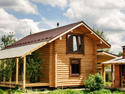 Photo for House with a Russian bath on the wood