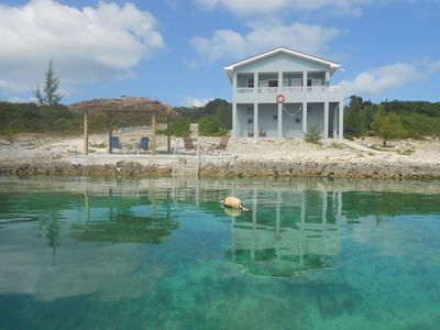 Photo for Romantic Seclusion on the Caribbean Sea