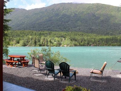 Photo for Russian House - Kenai River Frontage