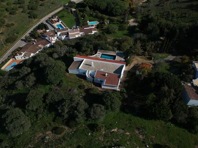 Photo for Hillside hideaway amongst the orange groves with private pool