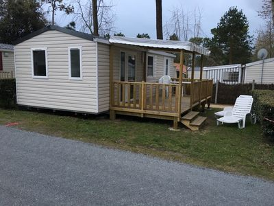 Photo for MOBIL HOME CAMPING 4 *